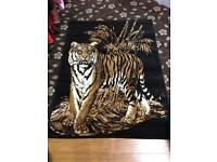 Tiger rug 120 x160