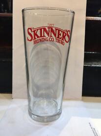 Skinners Pint Glass