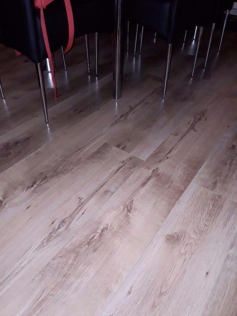Laminate Flooring Westco Glueless Rustic Oak C470163 A3 1380 X 193 6mm