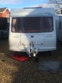 Fleetwood Flores with motor mover 2001 fixed bed