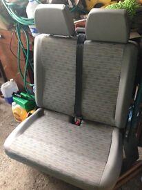 VW T5 Passenger seat