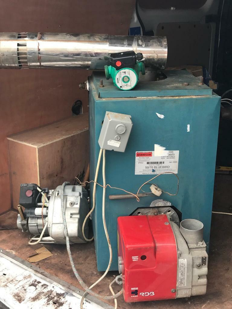 Warmflow oil boiler ads buy & sell used - find great prices