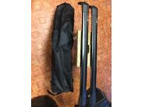 Land Rover 3/4 OEM roof bars