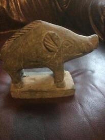 Stone ornament (Held)