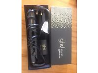 ghd V gold professional styler max with limited edition styler carry case and heat mat
