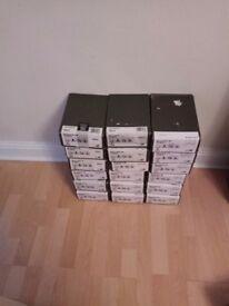 Exodus fitting kits various models, brand new boxed. Grab a bargain!