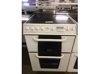 PLANET 🌎 APPLIANCE ONLY £100 HOTPOINT ELECTRIC COOKER 60CM
