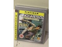 UNCHARTED DRAKES FORTUNE PS3 NEW & SEALED / PAY PAL / FREE POSTAGE.