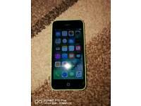 Apple iPhone 5c 16GB Green unlocked
