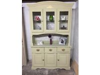Welsh dresser painted in Annie Sloan