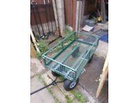 garden trailor for disabled