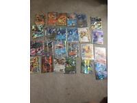 Pokemon EX, GX, Full art, Mega EX