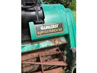 Qualcast Suffolk Punch 35s Lawn Mower