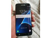 Samsung galaxy s7edge black 32gb unlooked
