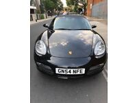Excellent Condition 2005 Convertible Black Porsche Boxster S (987) 3.2