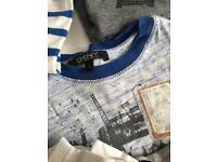Boys designer clothes 3-4 5 years designer high street