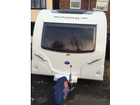Bailey Pursuit 560 / 5 berth. 2015. Comes with full size awning, porch awning and lots of extras