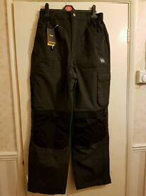 Arco weather proof work trousers