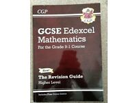 GCSE Edexcel Mathematics For the Grade 9-1 Course Revision Guide Higher Level