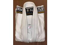 Tatami NOVA ABSOLUTE WHITE GI Size F4
