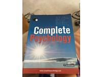 Complete psychology second edition