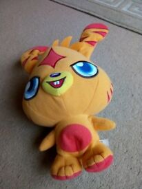 Soft Moshi Monster toy