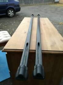 Thule 769 roof bars
