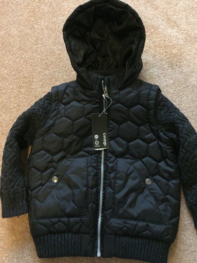 Bnwt boys jacket 2-3 years