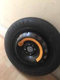 Spare wheel/tyre