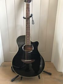 Yahama guitars - mint APX500III Electro Acoustic and Pacifica electric for sale sep or together