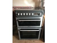 Hotpoint Double Oven in very good condition, available now