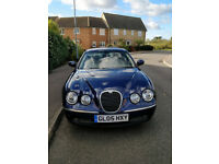 2005 Jaguar S-TYPE V6 SE Saloon