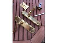 Brass Internal Door Handles