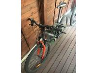 Mountain Bike 24 inch wheels