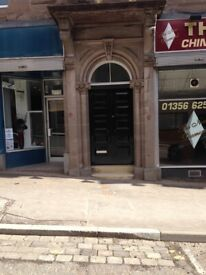 Whole building Investment Portfolio - 4 Flats & 2 Shops Brechin, Angus.