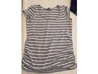 Size 10 Maternity Dorothy Perkins t-shirt