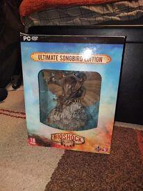 Bioshock Infinite Ultimate Songbird Edition - PC - **Rare** £110 ONO