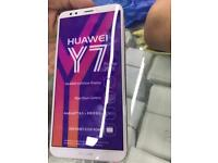 Brand new HUAWEI Y7 prime 2018 mobile phone