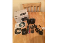 Canon 6D Body only in excellent condition and fully working. Boxed with all leads and software.