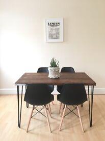 Dining table/desk handmade on demand