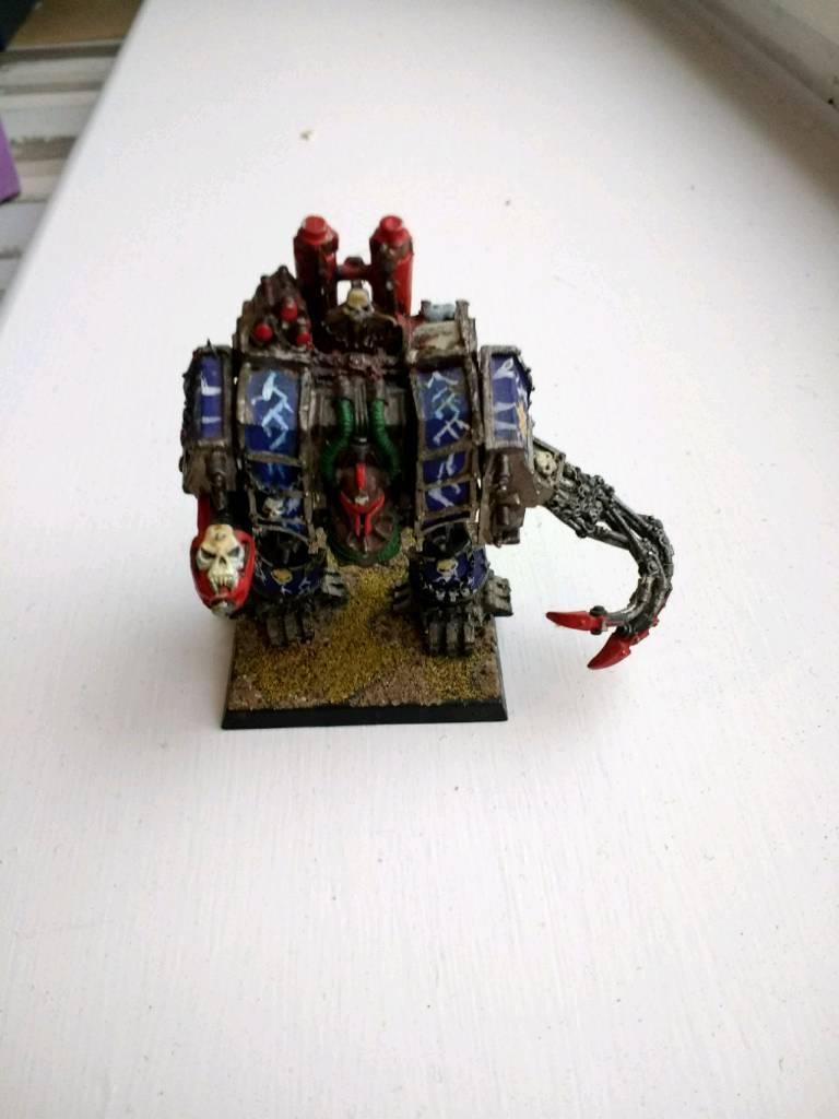 Warhammer- chaos dreadnought