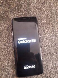 Samsung galaxy s8 plus edge