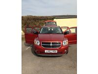 Dodge Caliber SXT CDT 2007 MOT UNTIL FEB 2018
