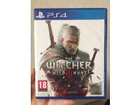 PlayStation 4 The Witcher 3 NO OFFERS OR SWAPS