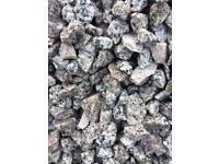20mm granite garden stones/chips