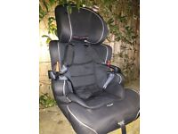 Childs Car Seat Halfords Essentials 123 Good condition