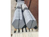 *NEW* 450X450 HEXAGON PAVING / FLAGS / SLABS / STEPPING STONES