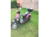 Kymco yup 50cc long mot need gone ASAP