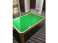 Wooden Play Table
