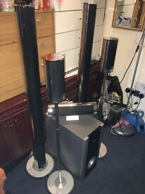 Powerful Chrome home cinema Great condition